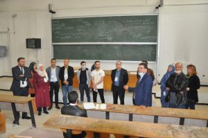 The Faculty of Nature and Life Sciences organize PhD Exam 2020/2021