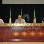 Meeting with the general secretaries and heads of departments 25-05-2021