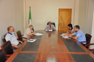 Read more about the article Meeting with the LUGEL organization 10-06-2021