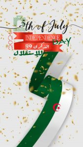 Read more about the article Congratulations – Independence Day