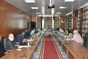 Read more about the article University Rectorate Council meeting