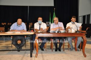 Read more about the article The meeting of the President of the University and the Director of University Services with the same student organizations