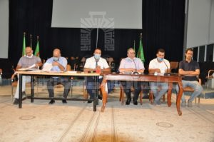 Read more about the article The meeting of the President of the L.T.U with the Directorate of University Services and all social partners