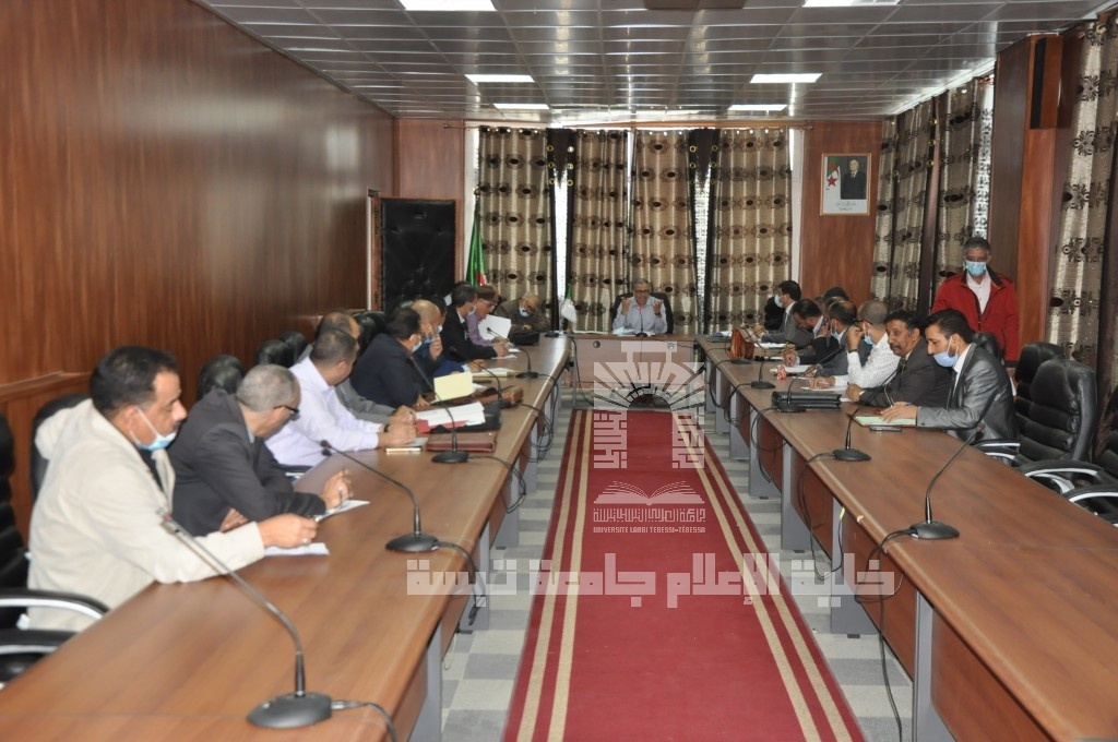 You are currently viewing Meeting with directors of research laboratories